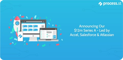 Accel Leads $12m Series A for Process Street's No-Code Workflow App