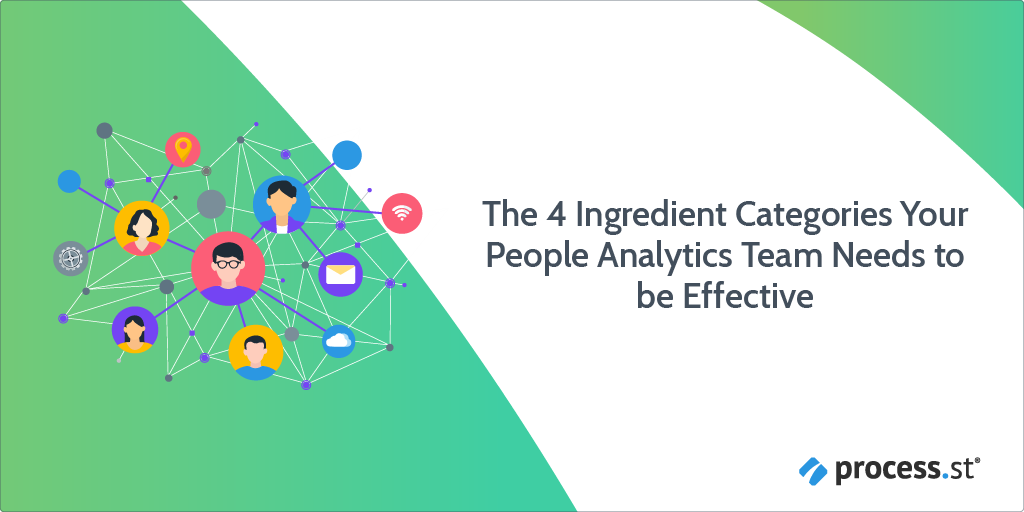 The 4 Ingredient Categories Your People Analytics Team Needs to be Effective