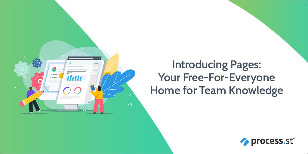 Introducing Pages: Your Free-For-Everyone Home for Team Knowledge