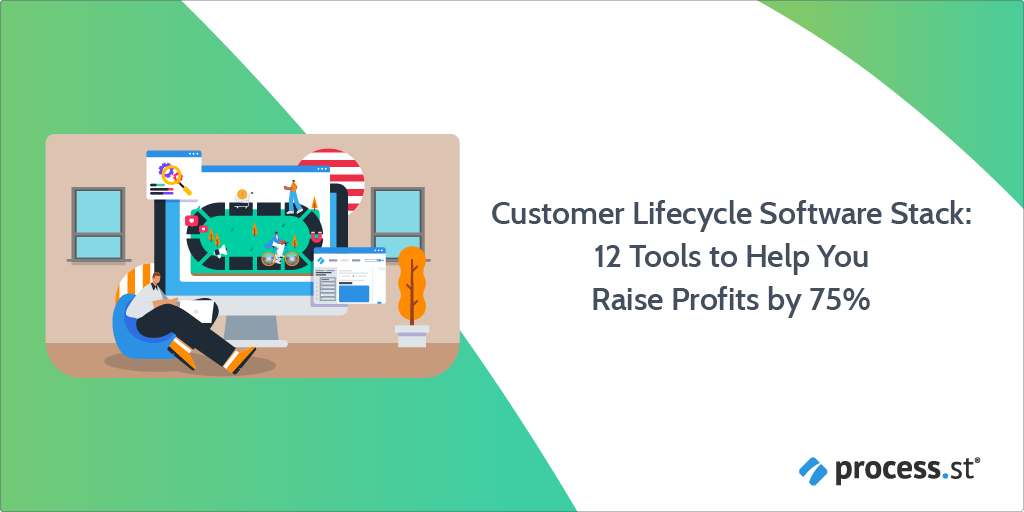 customer lifecycle software stack