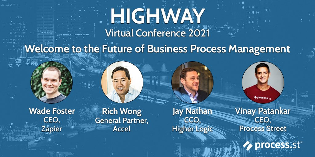 process street highway webinar virtual event 2021